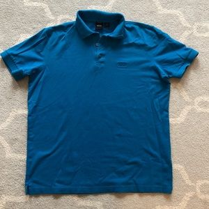 Hugo Boss pima cotton polo
